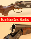Ружье Manlicher DUETT Standard в Оружейном салоне АРСЕНАЛ (Москва)